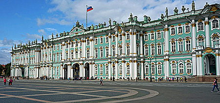 Saint Petersburg, Winter Palace