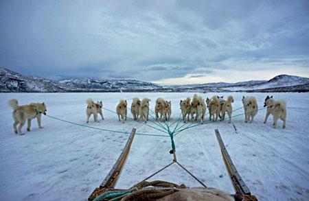 Kangerlussuaq Greenland