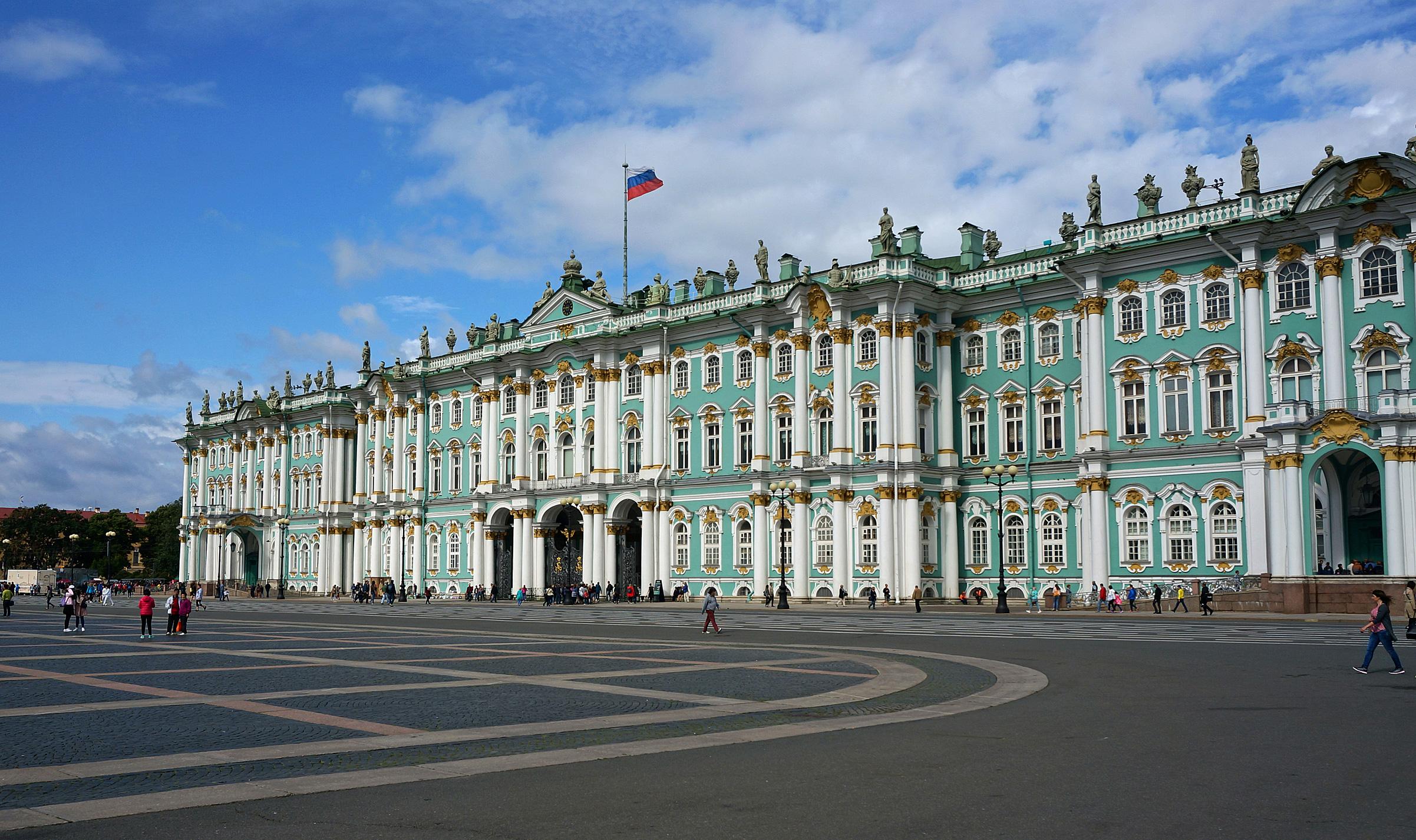 Basemandk Rejsebeskrivelse Rusland 2017